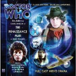 the renaissance man signed Doctor Who Big Finish CD